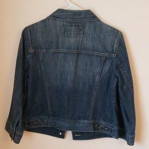 LOFT Jackets & Coats - Ann Taylor LOFT Jean Jacket
